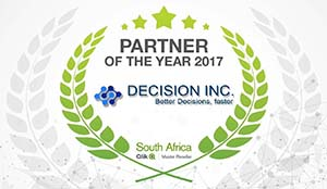 Decision Inc is Qlik Partner of the Year