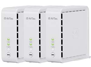 AirTies keeps WiFi quality consistent