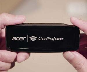 Acer CloudProfessor to promote digital education