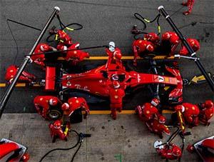 Lenovo signs up motor sports sponsorships