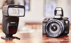 AI Bounce makes flash photography easier