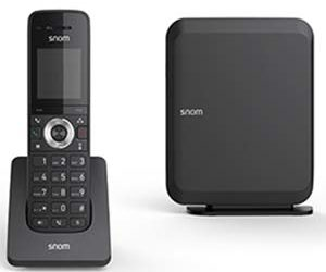Snom VoIP telephony bundle targets SMMBs