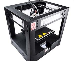 New 3D printer from RS Components