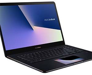 New ZenBook Pro from ASUS