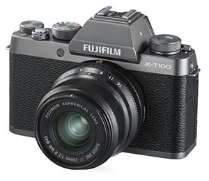 Fujifilm X-T100 mirrorless offers more camera for less