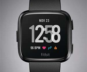 Now Fitbit is lighter and smarter