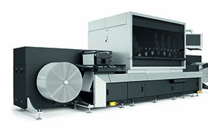 Océ LabelStream 4000 series for labels, packaging