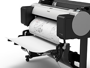 Large format printers from Canon