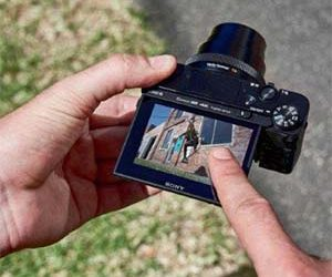 New cameras from Sony