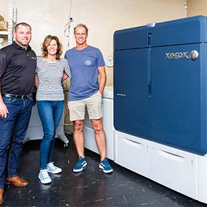 Hot Ink adds Xerox Iridesse