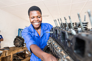 Tackling Africa's youth unemployment and capturing the demographic dividend