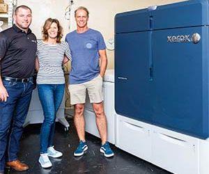 Hot Ink adds Xerox Iridesse