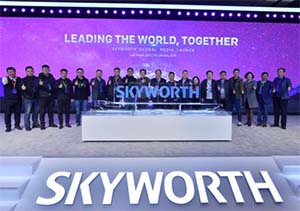 New TVs from Skyworth