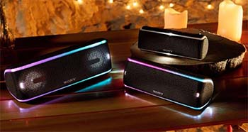 Sony MEA launches Extra Bass wireless speakers