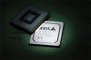 Axis unveils 7th generation Artpec chip