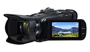New 4K camcorders from Canon