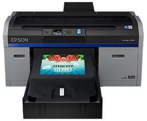 Epson debuts enhanced new SureColor SC-F2100