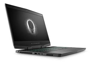 New Alienware gaming laptops from Dell, DCC