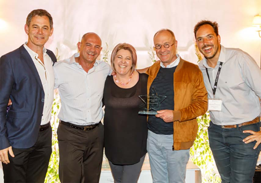 Duxbury Networking brings home two Cambium awards