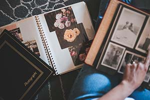 How to preserve old family photos