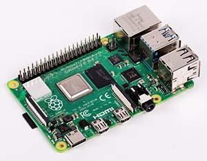 Raspberry Pi 4 headed for SA