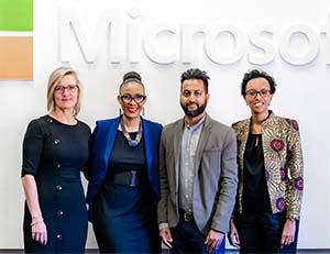 Seven years of Microsoft 4Afrika