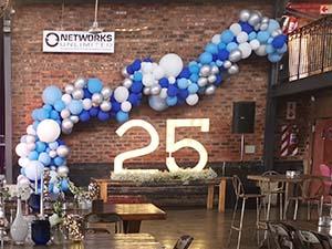 Networks Unlimited celebrates 25th birthday