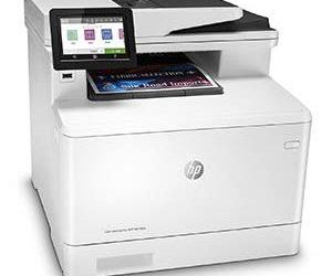 A new range of HP laser printers