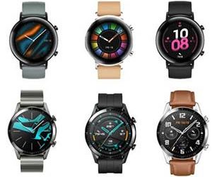 New watches from Huawei