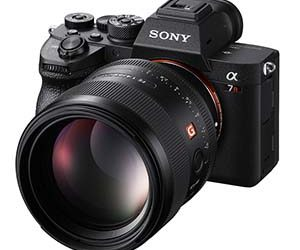 Powerful new camera from Sony